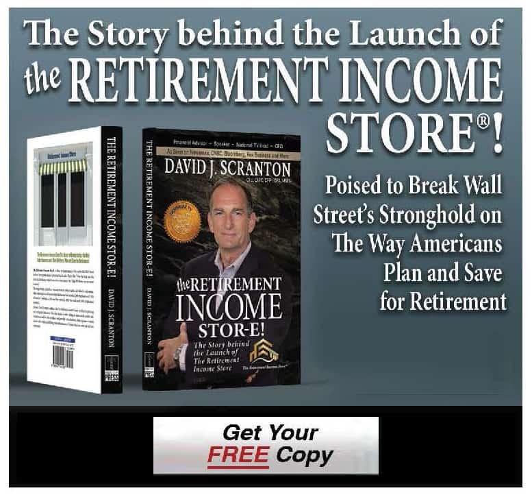 The Retirement Income Stor-e by David J. Scranton